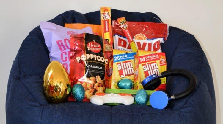 Tween Boy Easter Basket Idea