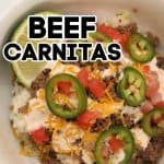 Beef Carnitas Recipe