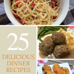 25 Delicious Dinner Recipes
