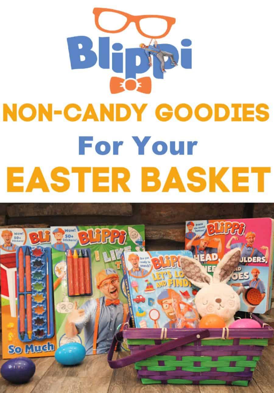 Blippi Basket for Easter! (2)