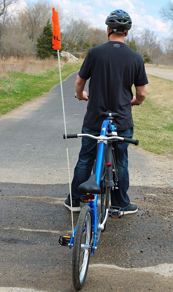 Burley Kazoo Trailercycle Review - Take The Stress Out Of Family Biking