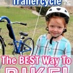 Burley Kazoo Trailercycle Review - Take The Stress Out Of Family Biking (13)