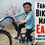 Burley Kazoo Trailercycle Review – Take The Stress Out Of Family Biking
