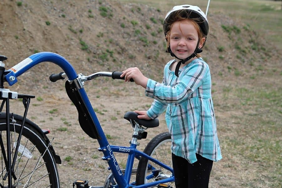 Burley Kazoo Trailercycle Review - Takes The Stress Out Of Family Biking