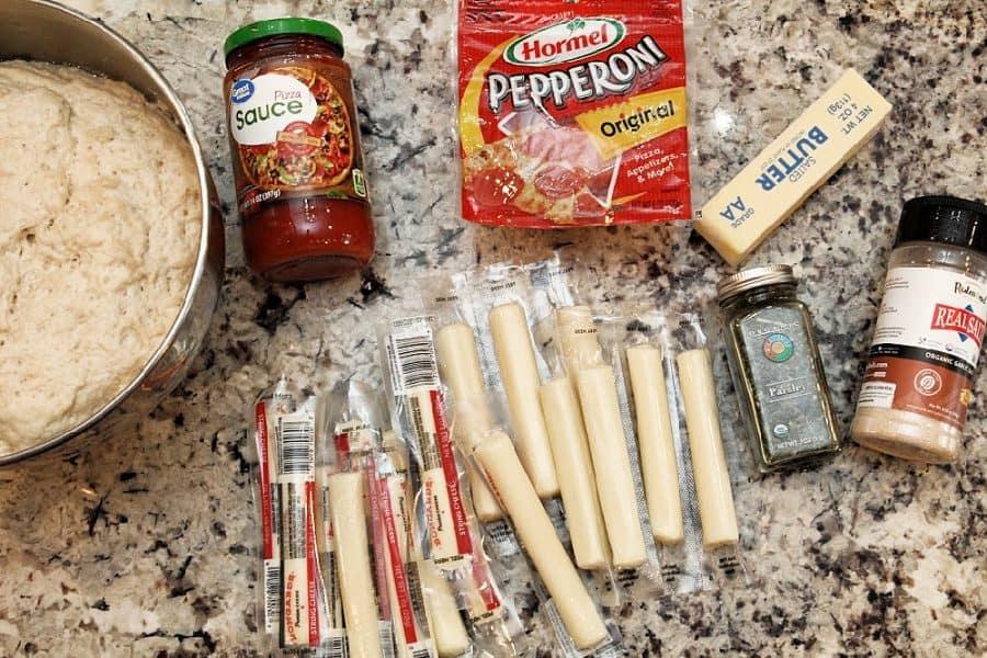 Cheesy Pepperoni Sticks Recipe