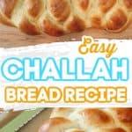 Easter Menu Easy Challah Bread Recipe