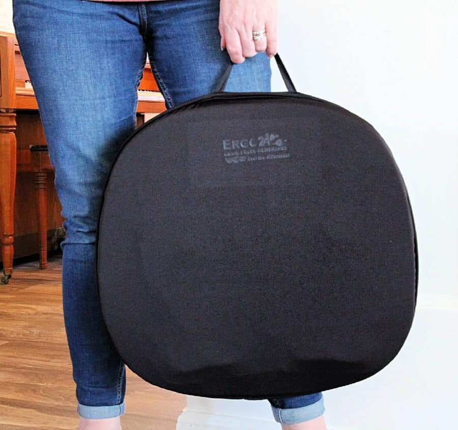 Ergo21 Extreme Comfort Seat Cushions - No More Butt Burn