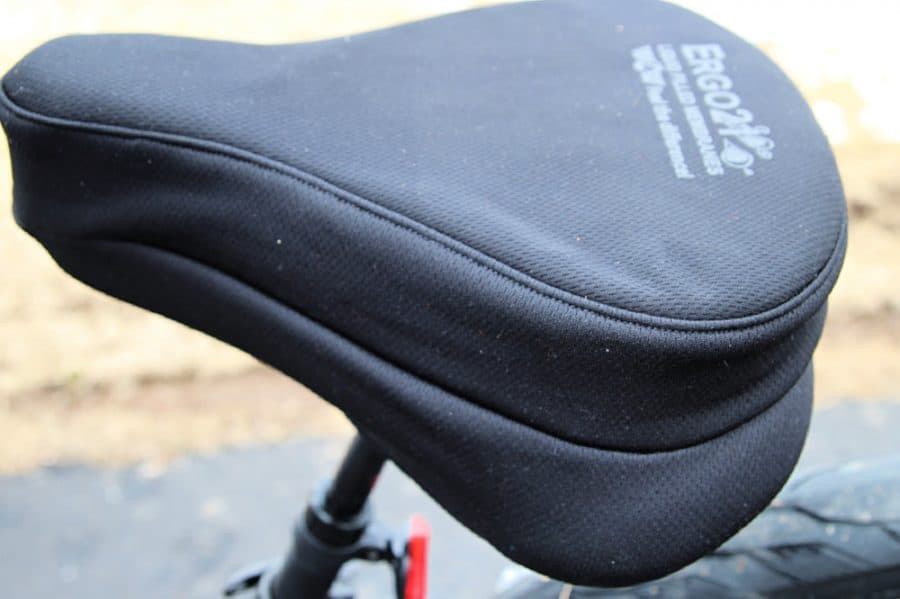 Ergo21 Extreme Comfort Seat Cushions - No More Butt Burn (Bike Seat Cushion)