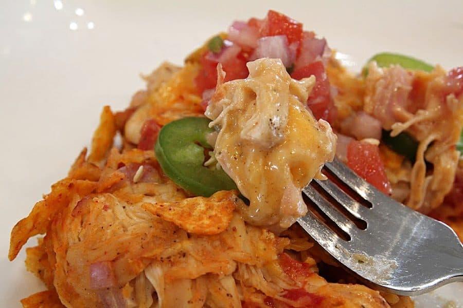 Dorito Casserole Recipe /Nacho Chicken Taco Casserole Recipe