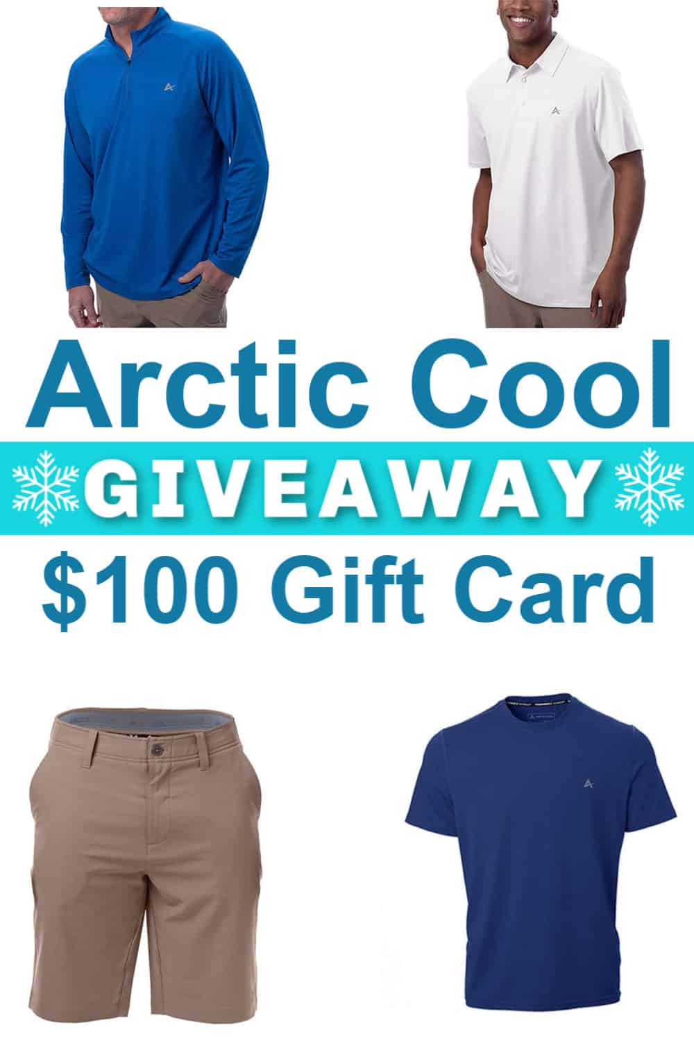 Arctic Cool giveaway image