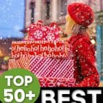 lady Christmas shopping - Best Gifts For Mom (2020 Mom Holiday Gift Guide)