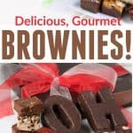 Yummy brownies and treats - Brownie Points Gourmet Baby Brownie