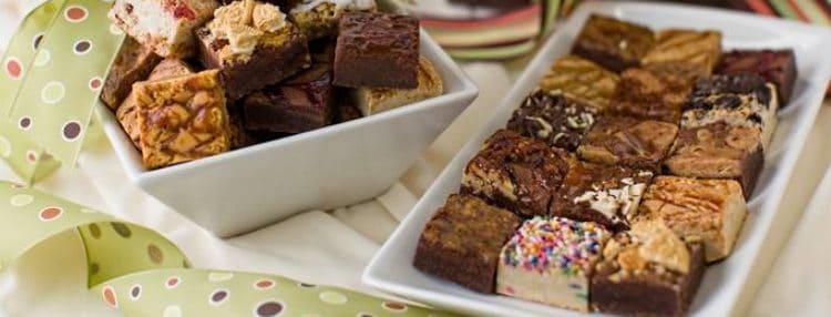 Yummy Brownies - Brownie Points Gourmet Baby Brownies