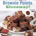 Brownie Points Gourmet Baby Brownies Giveaway