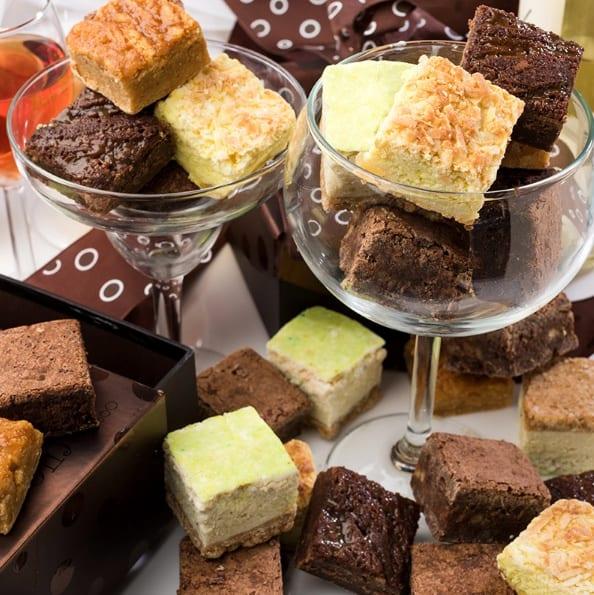 Brownies! - Brownie Points Gourmet Baby Brownies
