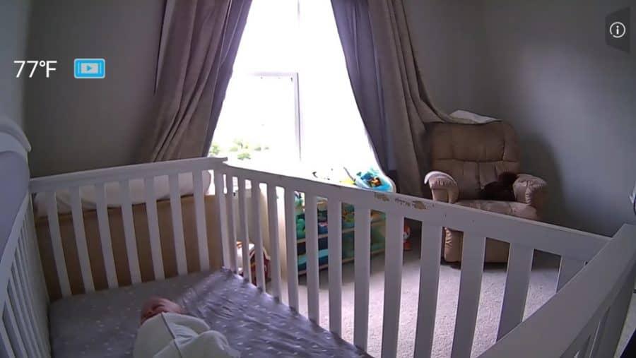 vtech baby monitor screenshot