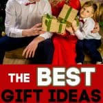 family giving gifts - Best Gift Ideas For Dad (2020 Dad Holiday Gift Guide)