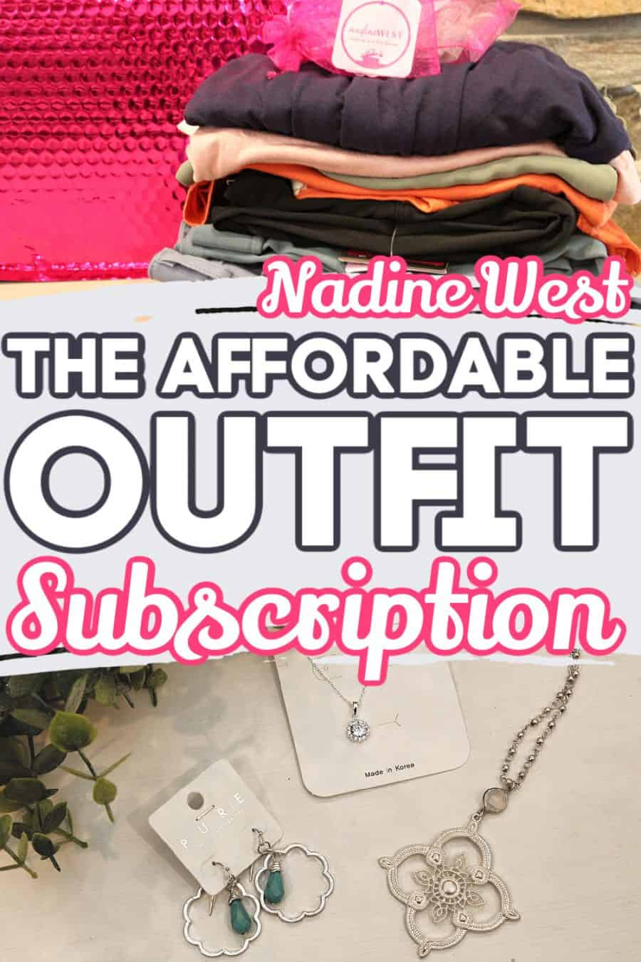 Nadine West - The Affordable Outfit Subscription