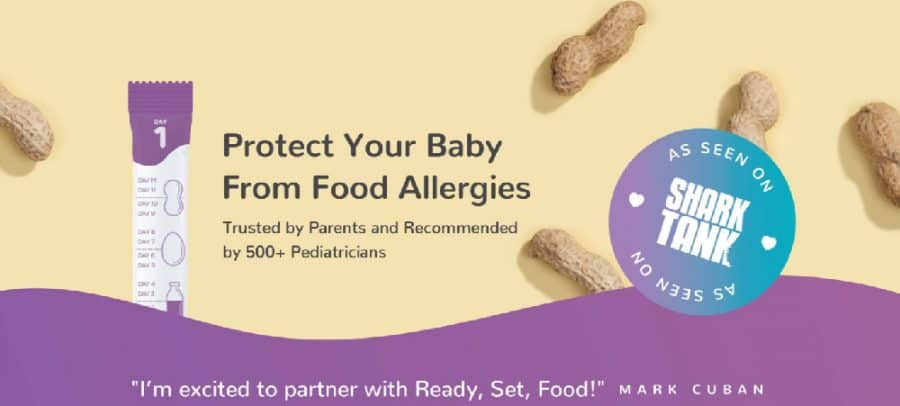 Preventing Childhood Food Allergies [With Ready, Set, Food!]