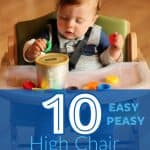 highchair pin image