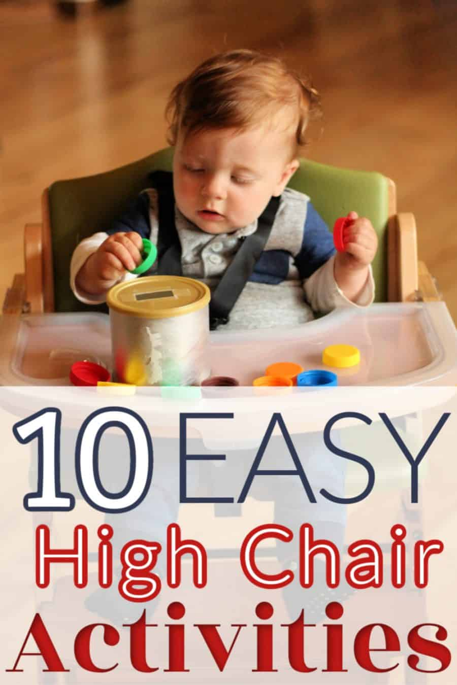 high chair pinterest pin