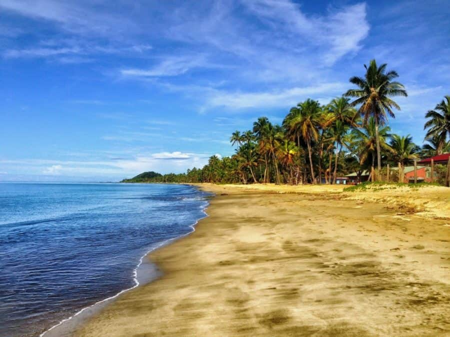 Fiji Beach - Sun And Water Safety Tips - Keeping Kids Safe