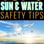 Beach - Sun And Water Safety Tips - Keeping Kids Safe