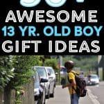 boy skateboarding - Ultimate 13 Year Old Boy Gift Guide