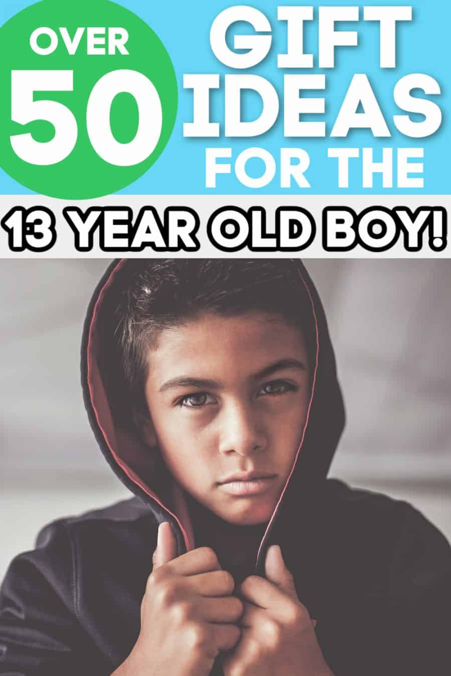 Ultimate 13 Year Old Boy Gift Guide Thrifty Nifty Mommy