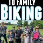 biking family - Beginners Guide To Family Biking
