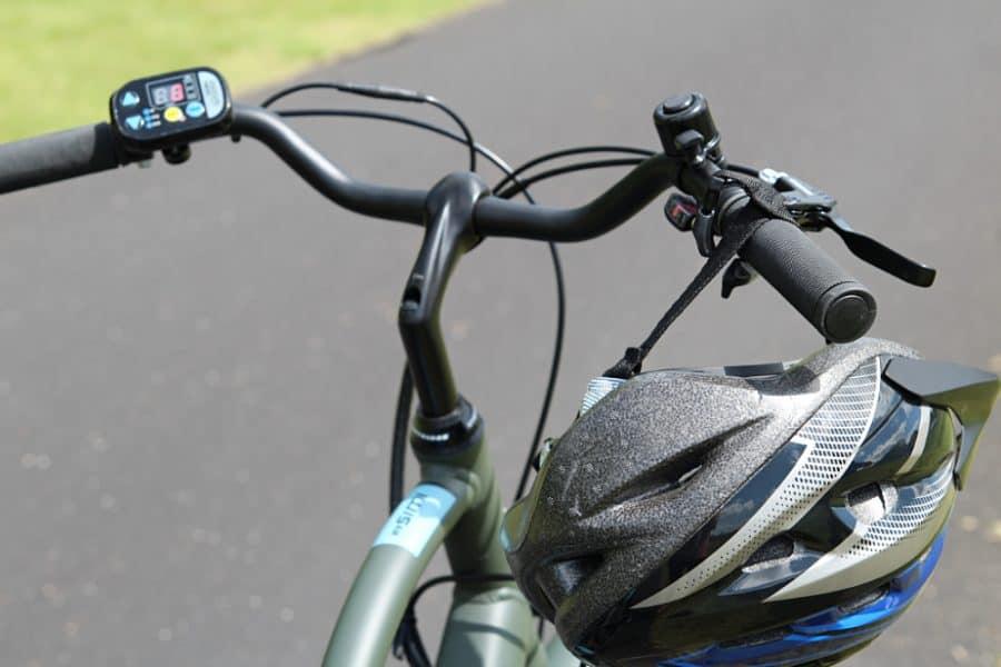 bike - Beginners Guide To Family Biking - iZip Simi Step Through Electric Bike