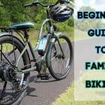 Beginners Guide To Family Biking