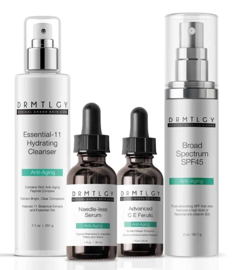 DRMTLGY anti-aging products