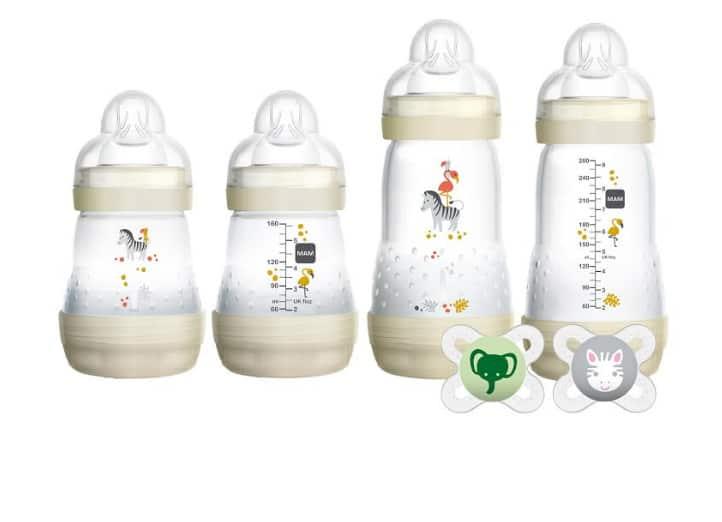 MAM Bottle & Pacifier Gift Set
