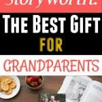 Storyworth the best gift for grandparents