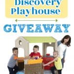 Simplay3 Discovery Playhouse Giveaway