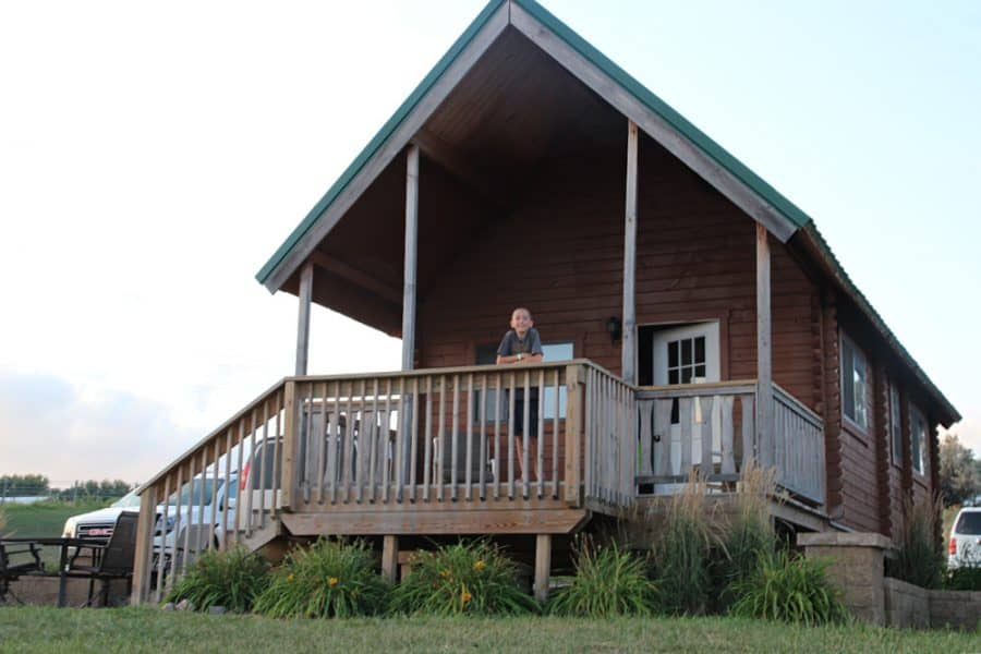 cabin - Top 10 Things To Do In Sioux Falls + The Best Place To Stay!