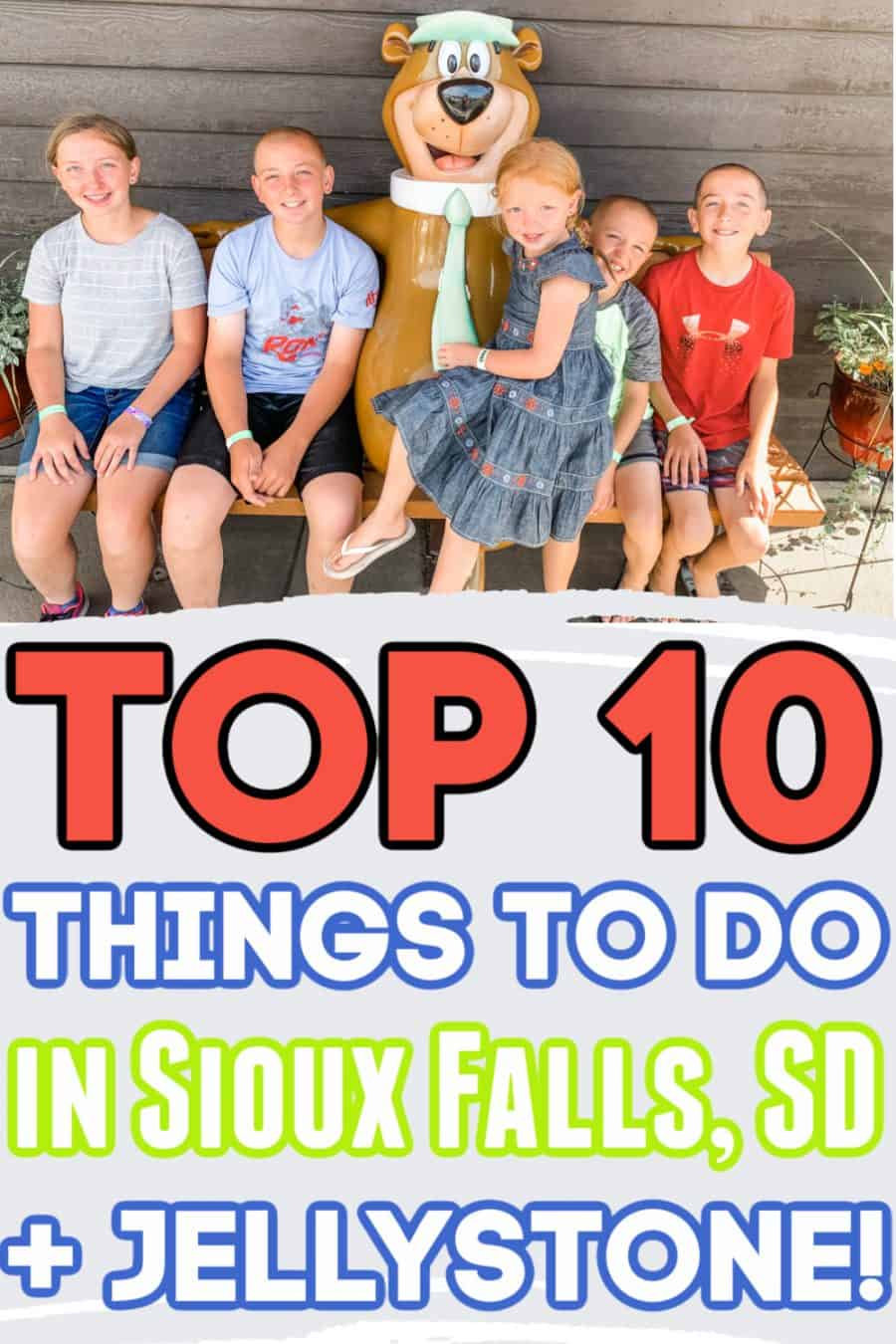 Top 10 Things To Do In Sioux Falls + The Best Place To Stay!