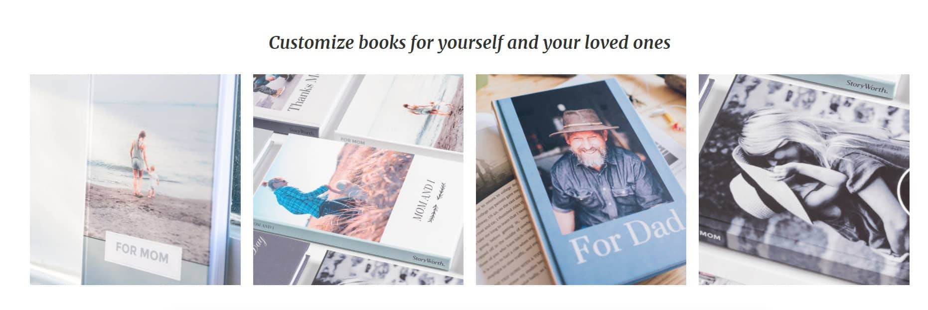 4 Storyworth books