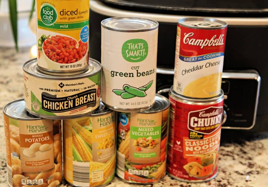 cans - 8 Can Soup Recipe - The EASIEST Crockpot Soup Recipe Ever