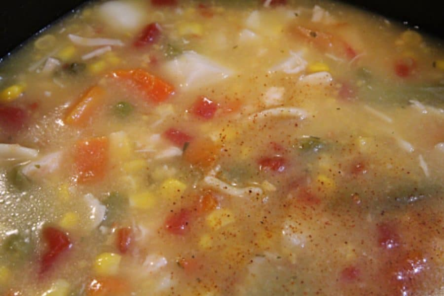 8 Can Soup Recipe - The EASIEST Crockpot Soup Recipe Ever