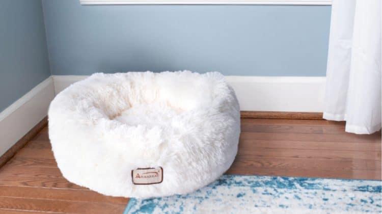 pet bed - Armarkat Cuddler Bed Model C70NBS-M Giveaway