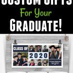 Best Custom Graduation Gift Ideas (+ 365Canvas Discount Code!)