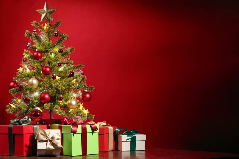 Christmas Tree - Thrifty Nifty Mommy's 2020 Holiday Gift Guide Announcement!