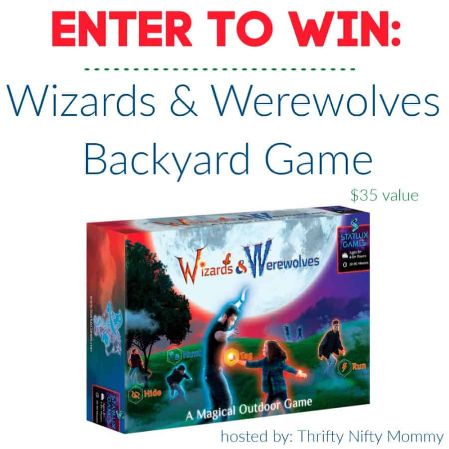 Starlux Games - Wizards And Werewolves Game Giveaway