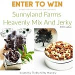 Sunnyland Farms Heavenly Mix And Jerky Giveaway
