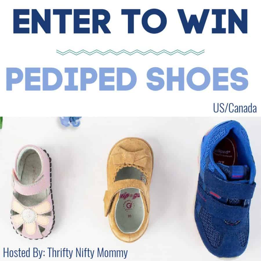kids shoes - pediped Shoes Giveaway