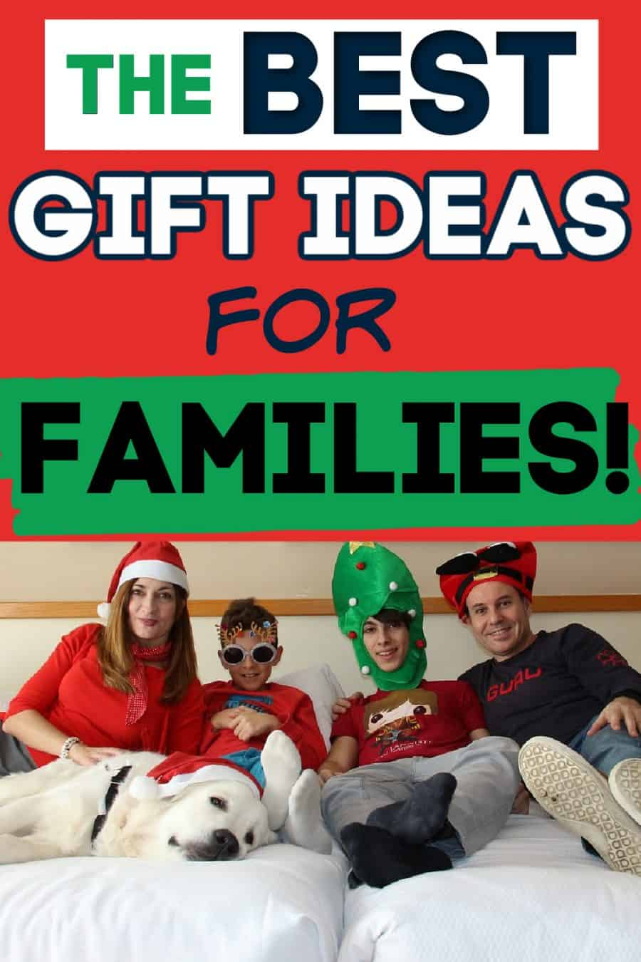 family - Best Gift Ideas For The Family (Family Gifts!)
