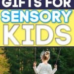 child on swing -Best Gifts For Sensory Kids