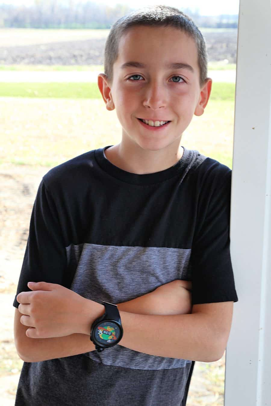 boy - Fennec Kids Smartwatch Review